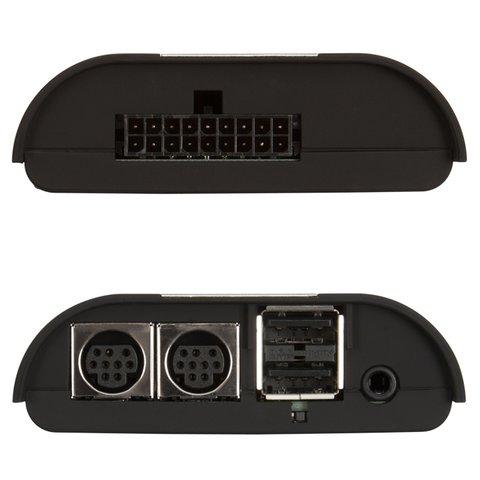 Автомобильный iPod/iPhone / USB / Bluetooth-адаптер Dension Gateway Pro BT для Audi (GWP1AC1) Прев'ю 1