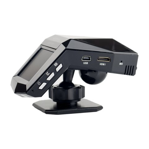 Автовидеорегистратор с GPS и монитором Globex GU-DVV007 Превью 1