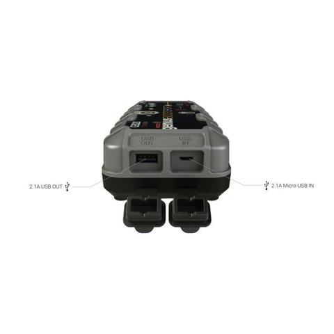 Пускозарядное устройство для автомобильного аккумулятора GB20 Превью 1
