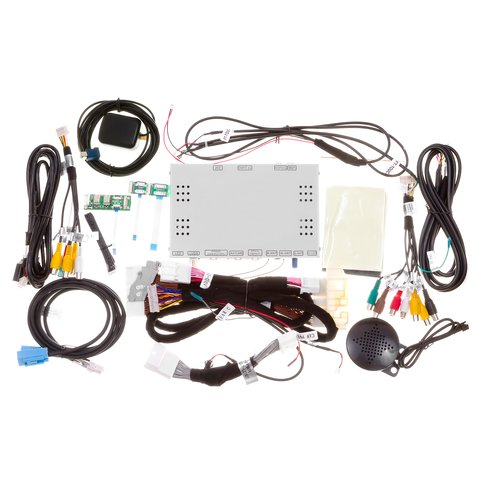 Navigation Box on Android for Toyota Land Cruiser and Lexus LX570 OEM Monitors Preview 7
