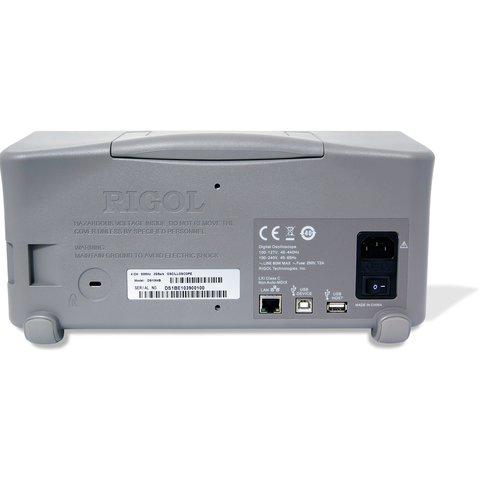 Цифровой 4-канальный осциллограф RIGOL DS1104B Превью 1