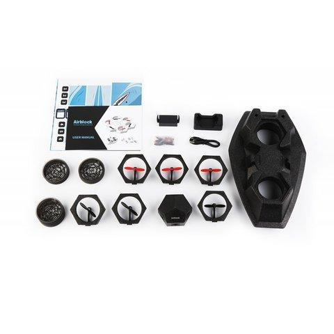 Модульний робот-дрон Makeblock Airblock Overseas version Gift Pack