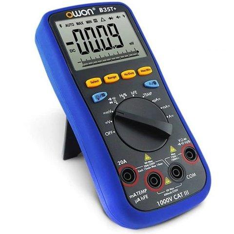 Цифровий Bluetooth-мультиметр B35T+ Прев'ю 1