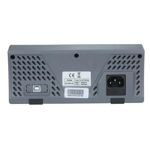 Цифровий настільний мультиметр OWON XDM1041 Прев'ю 3