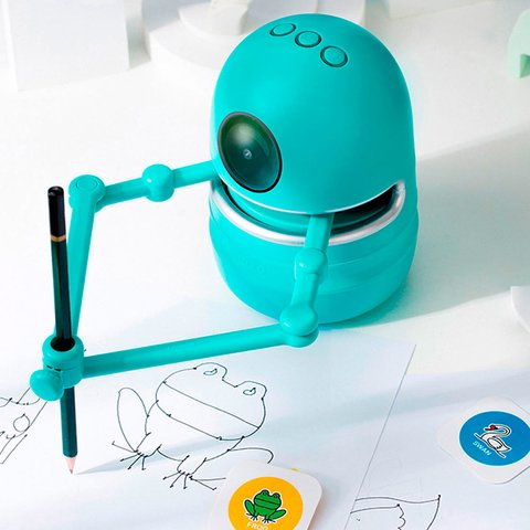 Quincy Обучающий Робот-художник Квинси Превью 6