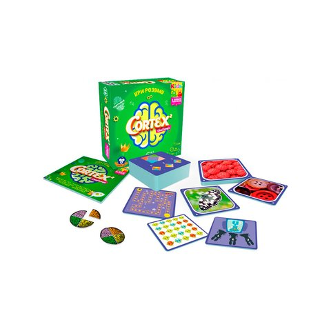 Настільна гра Cortex 2 Challenge Kids Прев'ю 1