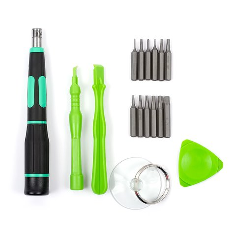 Screwdriver Set for Apple Products Pro'sKit SD-9314 - Preview 5