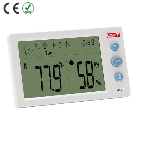 Temperature Humidity Meter UNI-T A13T Preview 2