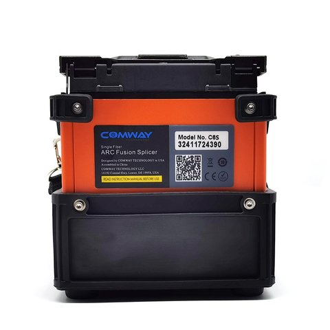 Fusion Splicer Comway C6S Preview 6
